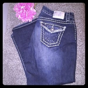 Maurices Jeans - Maurice crop jeans